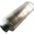 Dušilec zvoka 125mm-90cm