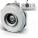 Ventilator CAN-Fan RK 125LS 370m3/h - 4 hitrosti