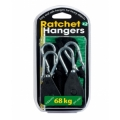 Rope Ratchet Hangers, 1par